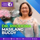 PCW honors former Chair Bucoy, lauds her accomplishments