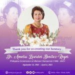 Tribute to Amelou Benitez
