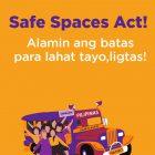 Republic Act No. 11313: Safe Spaces Act (Bawal Bastos Law)